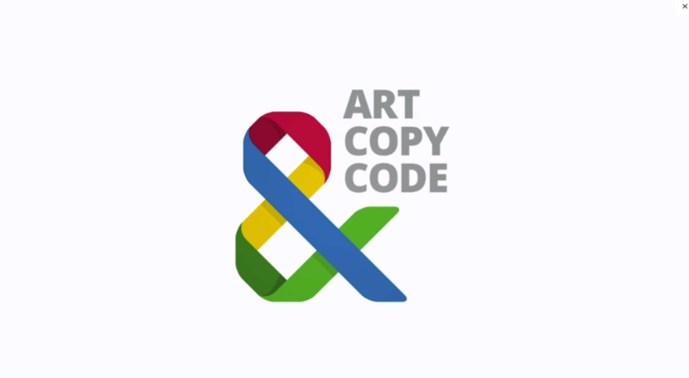 Google Art, Copy & Code Projekt